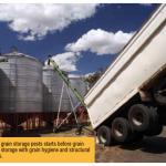 Stored Grain Hygiene treatment