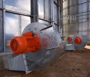 Grain Storage Fan