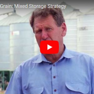 Stored Grain Mixed storage video