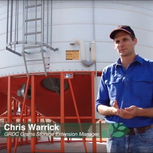 Stored Grain Safety video