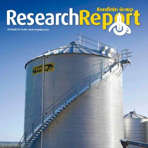 Stored Grain grain research report