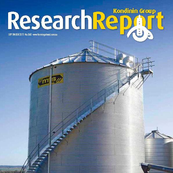 Stored Grain grain research report