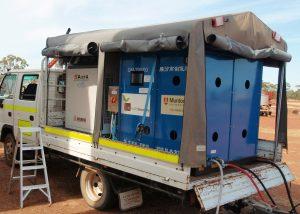 Stored Grain Nitrogen Generator