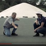 Stored Grain bunkers video
